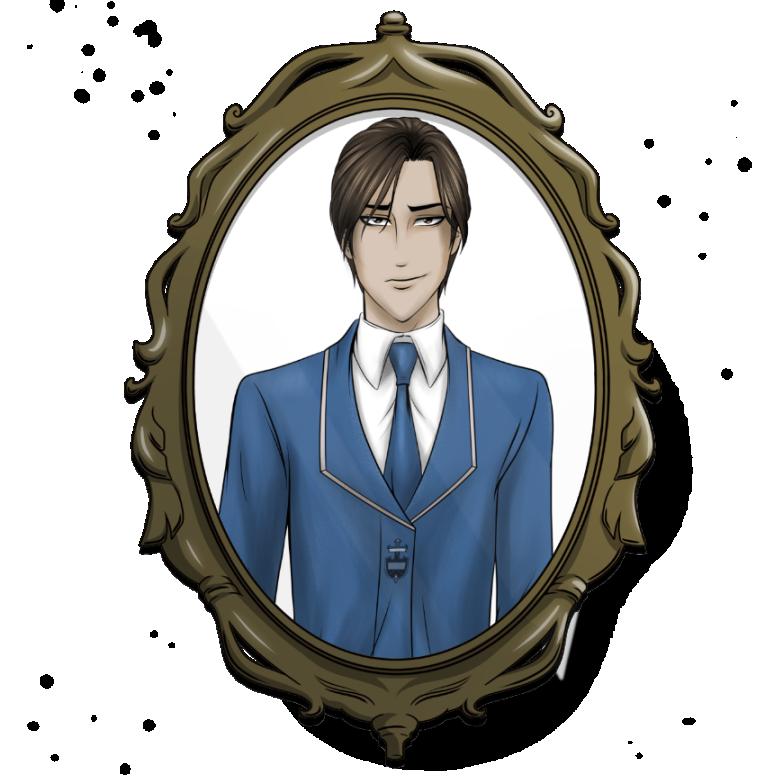 Sebastian portrait